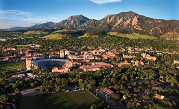 Summer Discovery University of Colorado Boulder Amerika Yaz Okulu